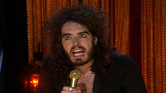 Russell Brand - Instant Darkness Orgy