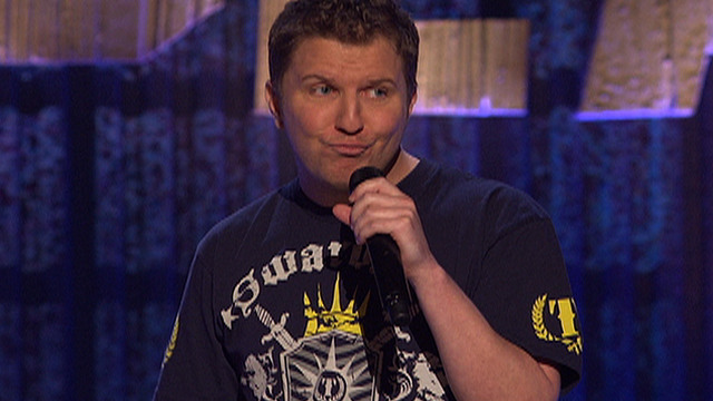 Uncensored - Nick Swardson - Drunk Chicks