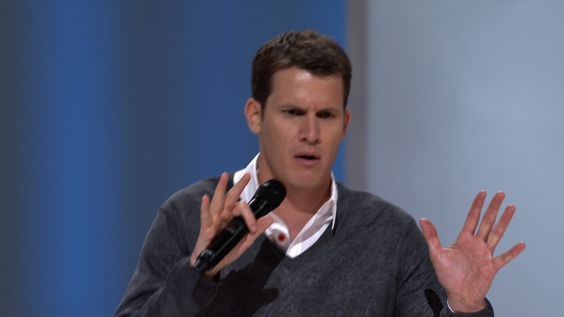 Daniel Tosh - To the Mormons