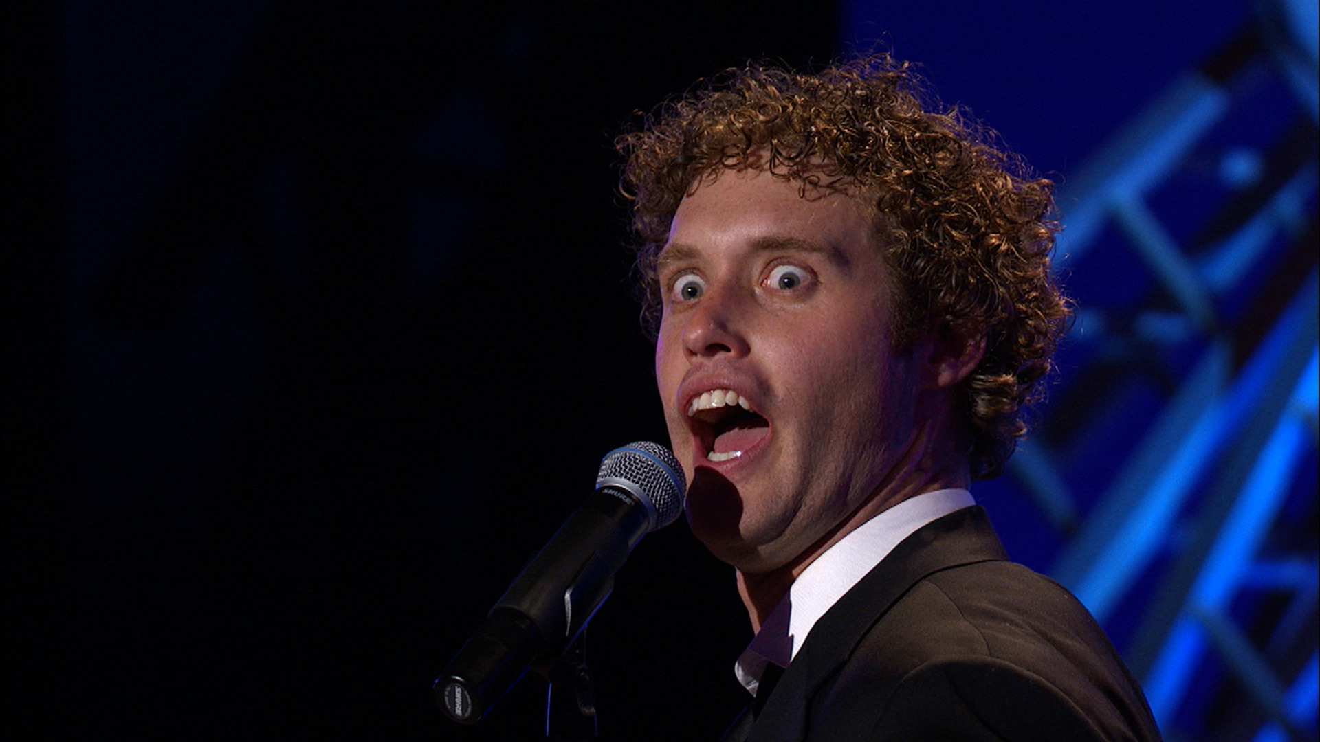 T.J. Miller - Notice the Arms