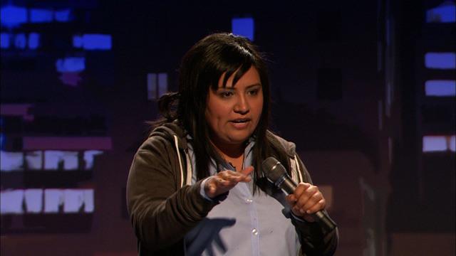 Cristela Alonzo - Getting Directions