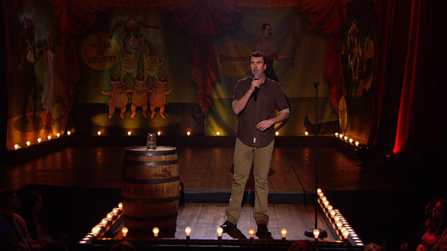 Matt Braunger - In the House the Whole Night