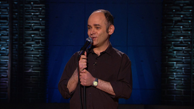 Todd Barry - Gotta Ask You This Question