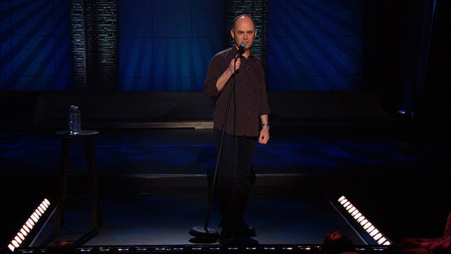 Todd Barry - New Apartment