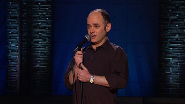 Todd Barry - Viagra Prescription