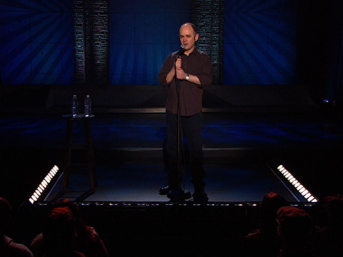 Todd Barry - Bad Crowds
