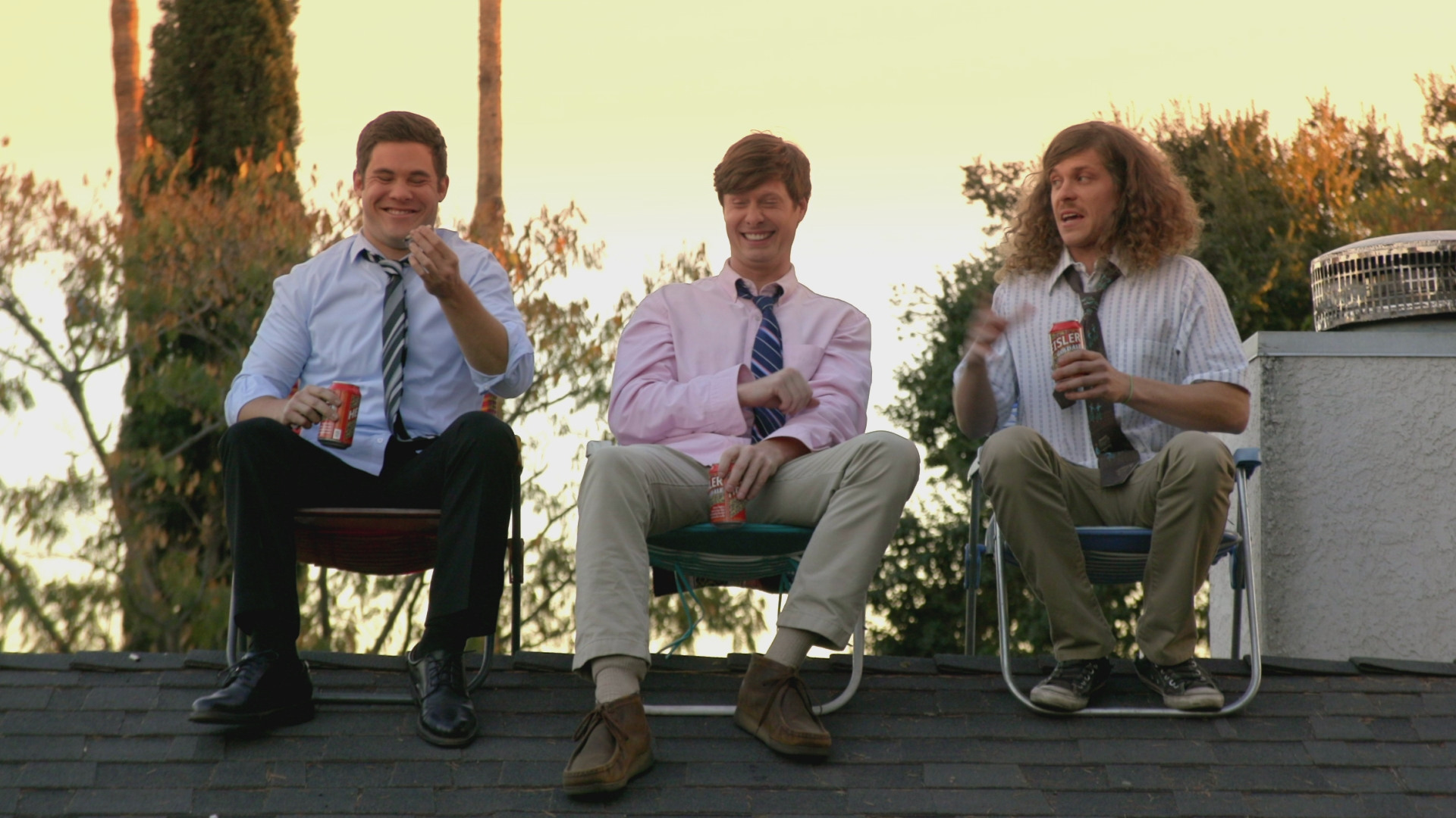 STILL GETTING WEIRD. STILL BEING GUYS. - WORKAHOLICS: CATCH UP ON THE BROMANCE