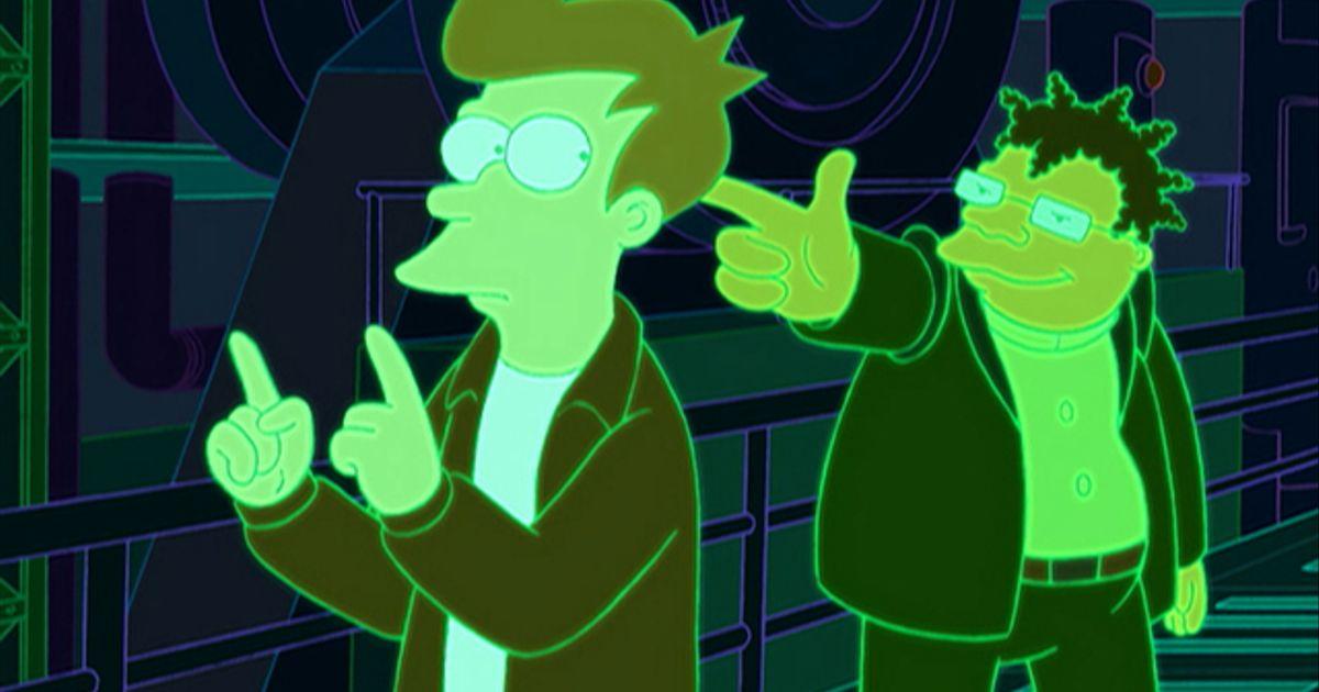 Video Gaming Futurama Video Clip Comedy Central