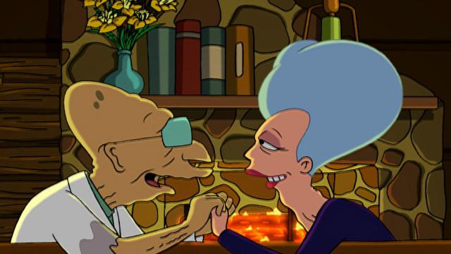 Farnsworth's Seduction