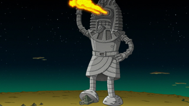 Bender's Tomb