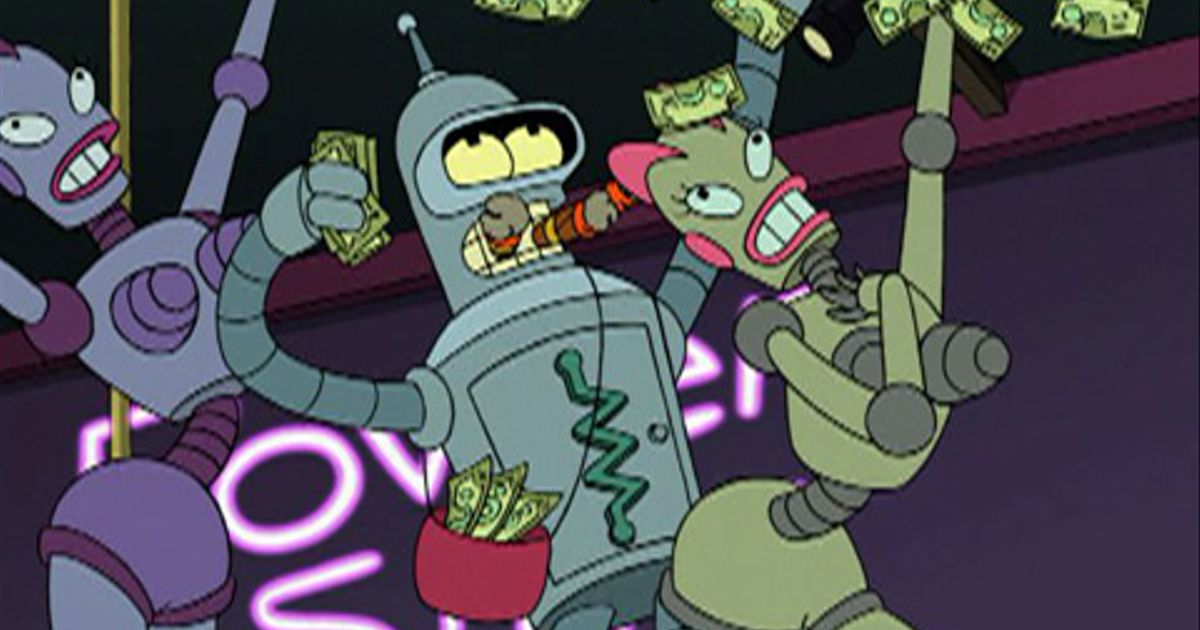 Bender S Best Bits Mashup Futurama Video Clip Comedy