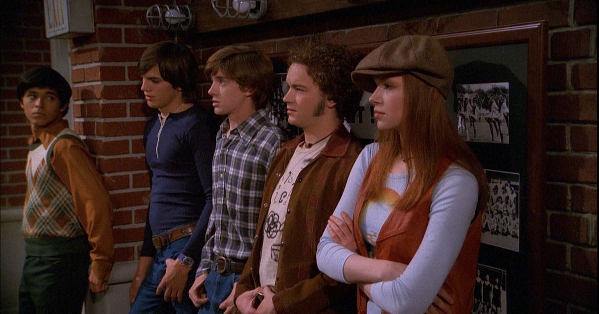 That 70s Show Season 1 Ep 3 Streaking Full
