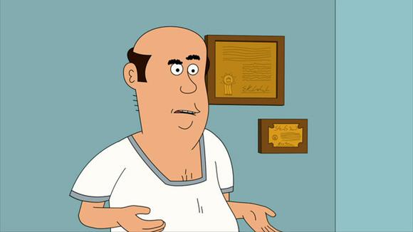 Steve's Bald