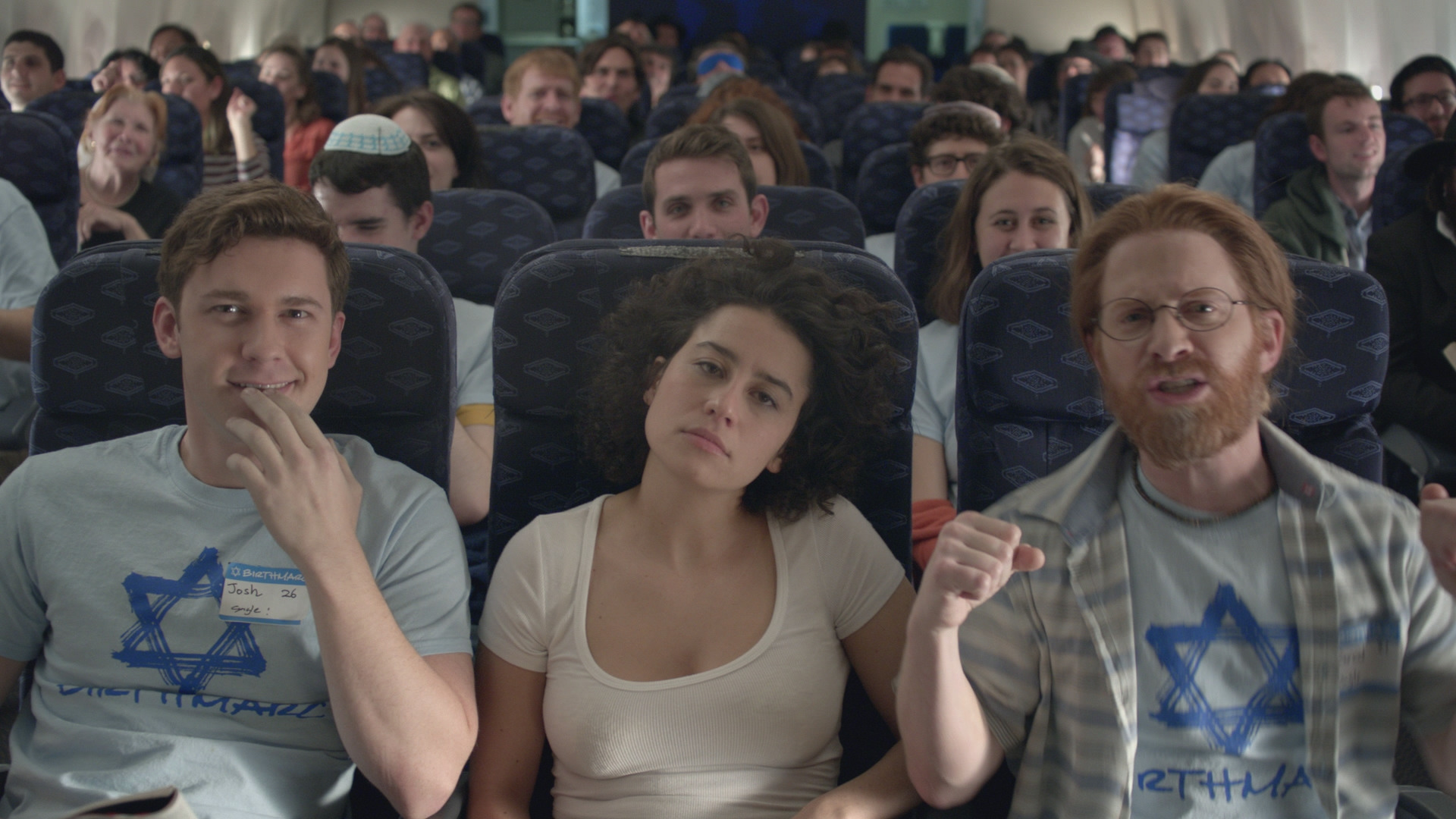 Jews on a Plane