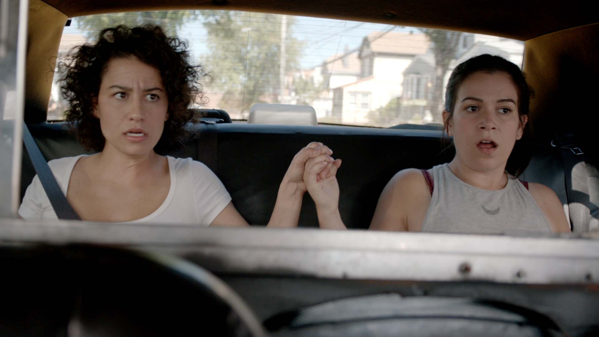 BROAD CITY - NYC'S NOT DONE WITH ABBI AND ILANA YET