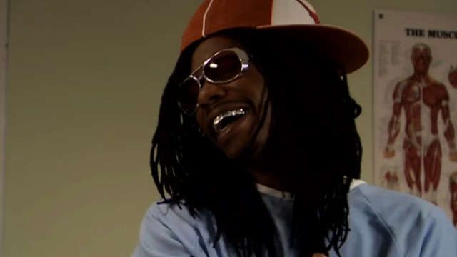 A Moment in the Life of Lil Jon - Injury