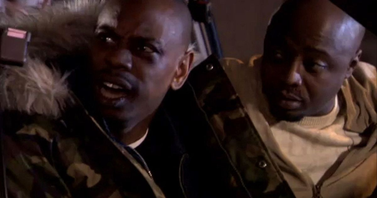 Dudes Night Out Uncensored Chappelle S Show Video