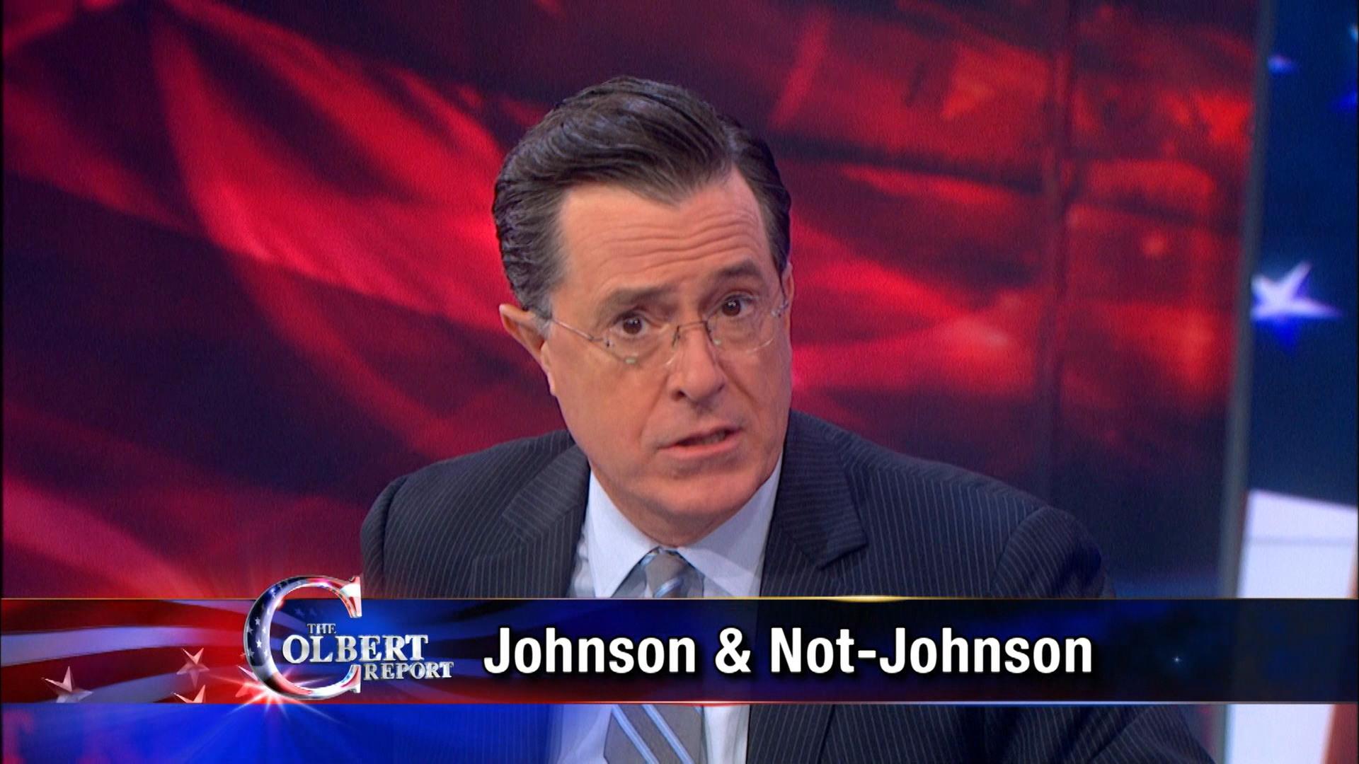 November 6, 2014 - Steven Johnson