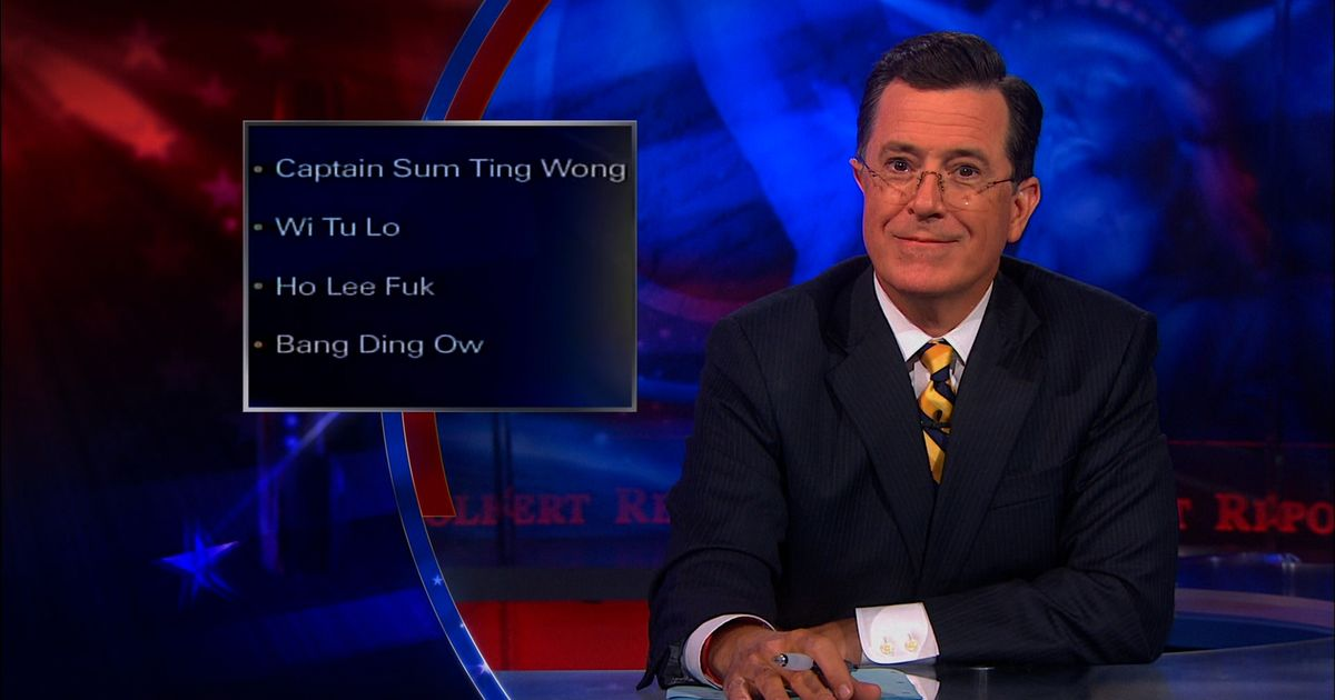 Ktvu Tv On Asiana Airlines Crash The Colbert Report