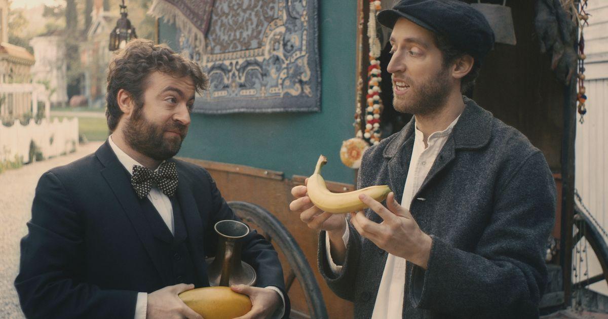 The Scarface of Banana...