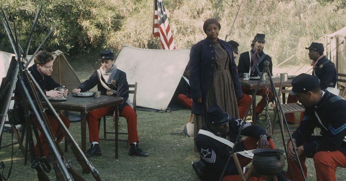 Harriet Tubman Superspy Drunk History Video Clip