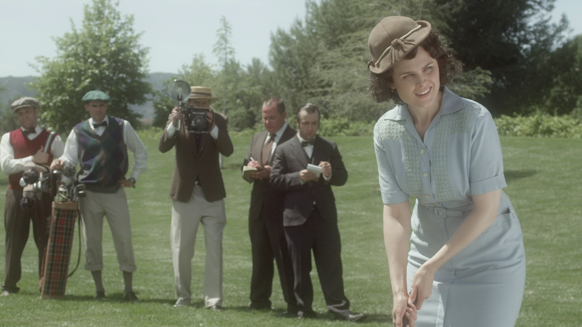 Babe Didrikson and the LPGA