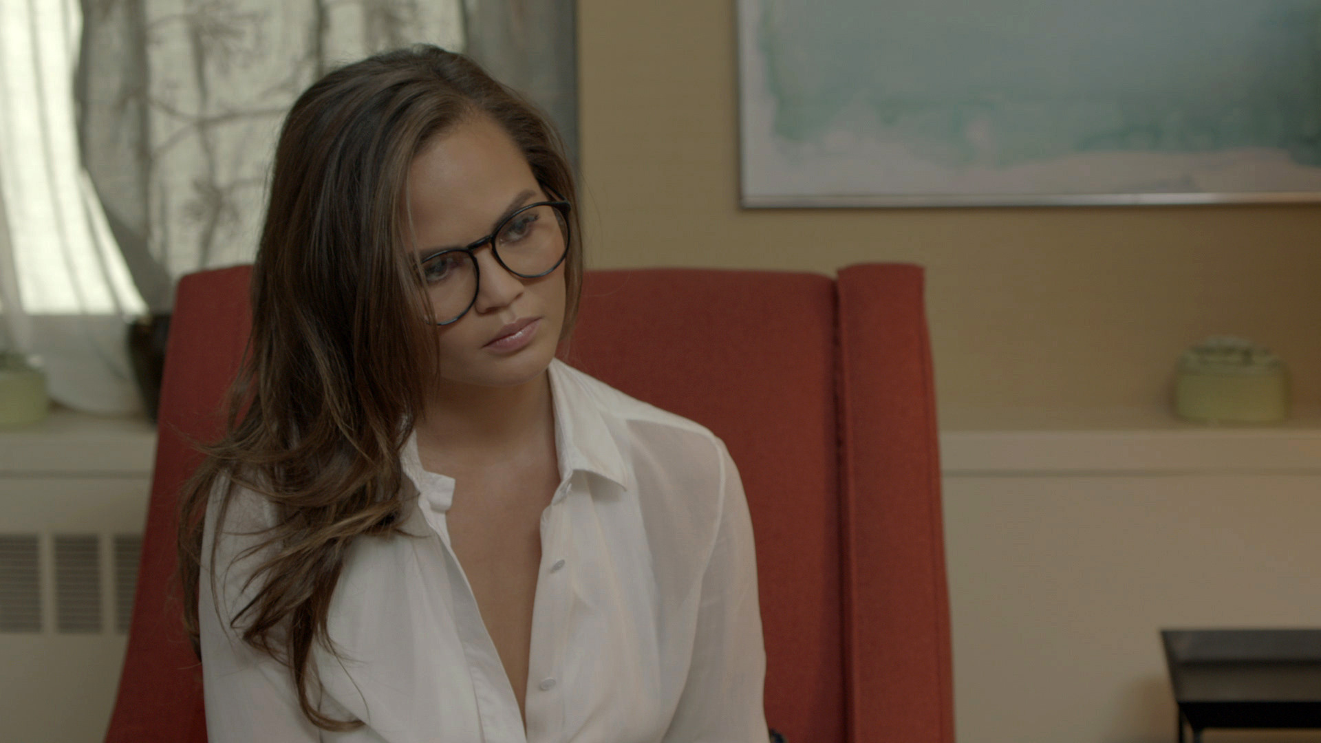 Chrissy Teigen, Couples Counselor