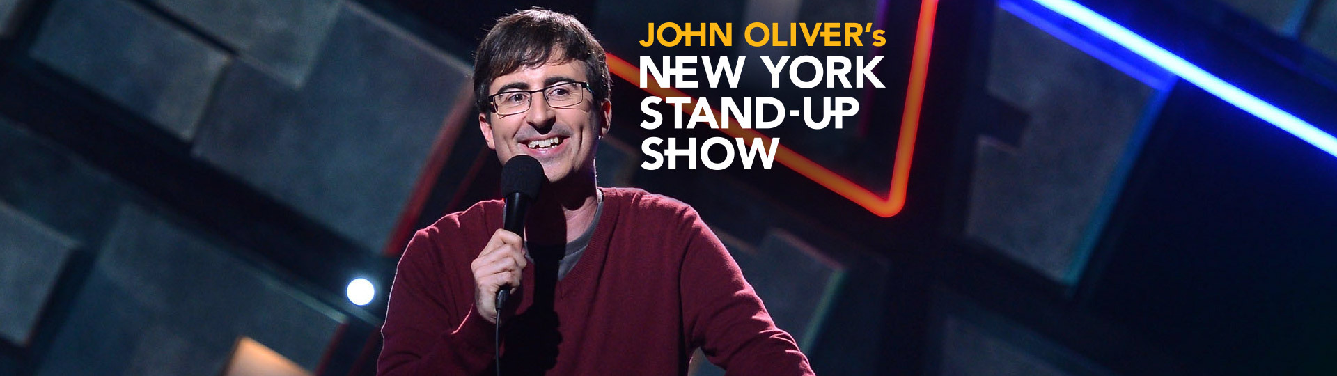 John Oliver S New York Stand Up Show Series Comedy