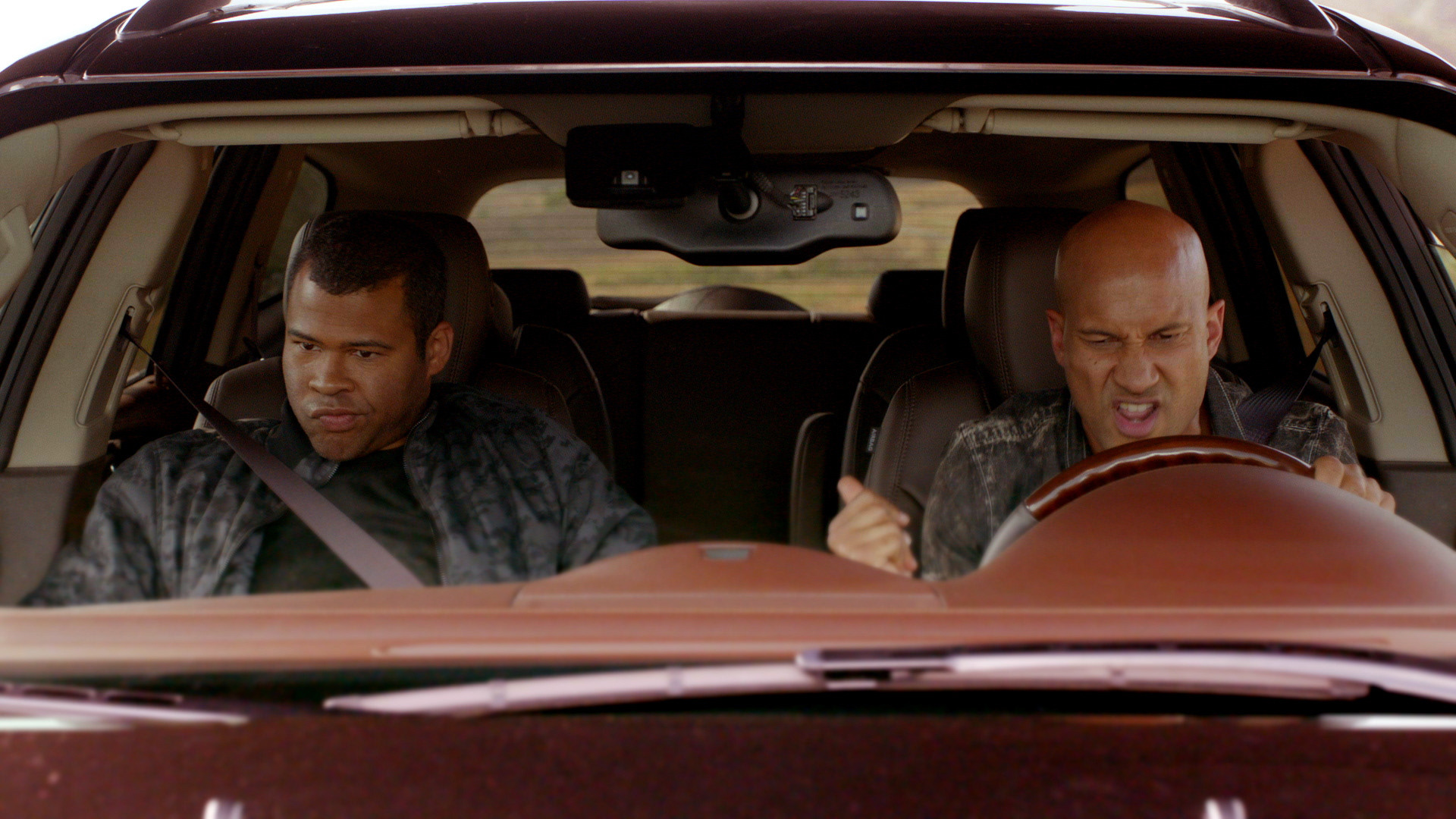 MALE BONDING GETS MESSY - KEY & PEELE BRO OUT