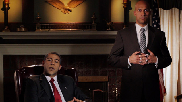 Exclusive - Obama's Anger Translator - Meet Luther - Uncensored