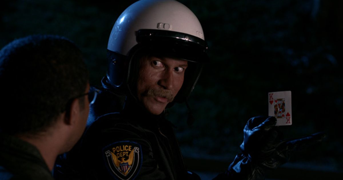 Magician Cop-Key and Peele - Video Clip | Comedy Central
