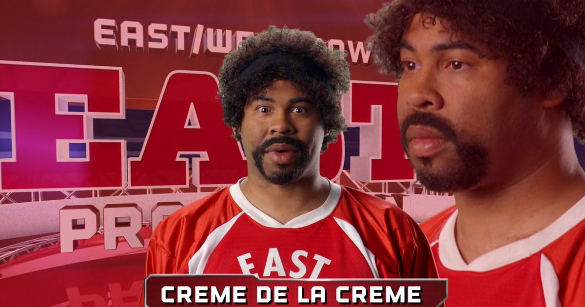 East West Bowl Pro Edition Key And Peele Super Bowl