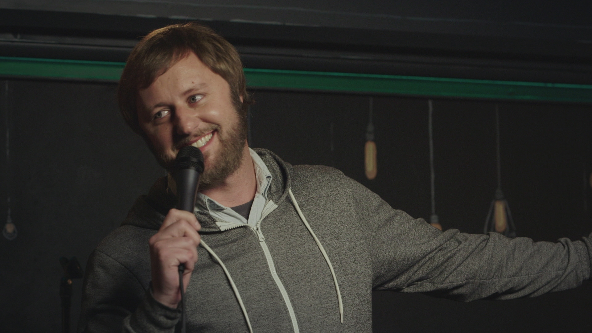 Uncensored - Rory Scovel - Longest Applause Ever
