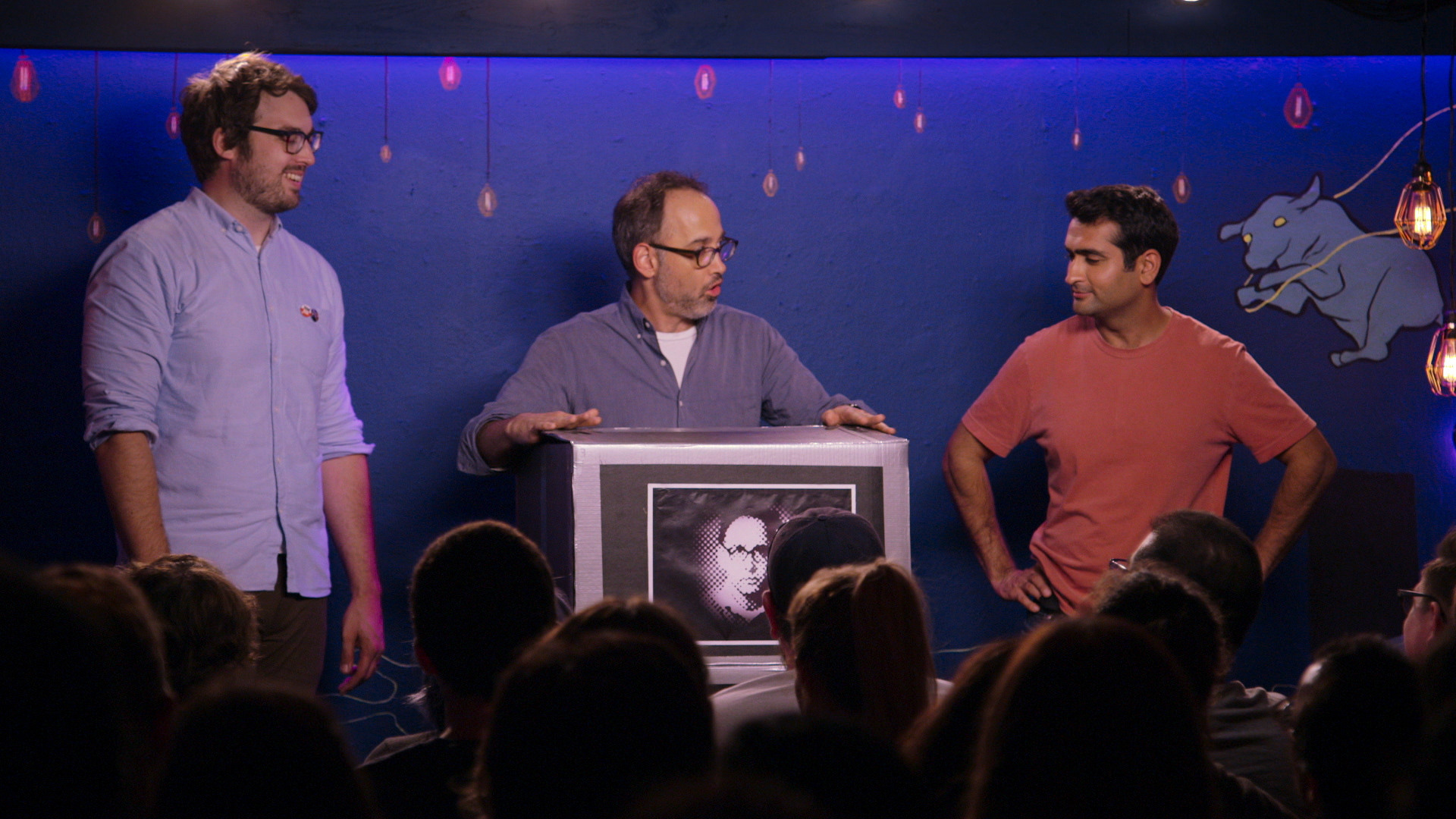 David Wain - A Magic Trick in the Box of Pain