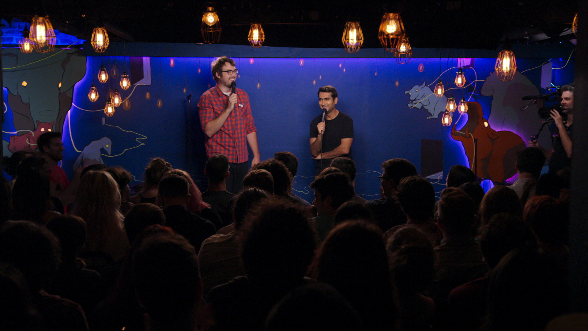 THE MELTDOWN: NEW EPISODE - KUMAIL DOES NOT WET HIS PANTS, OK?