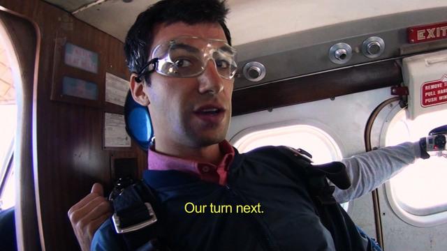 Skydive Perris Pt. 1