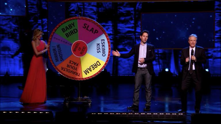 - Wheel of Rudd