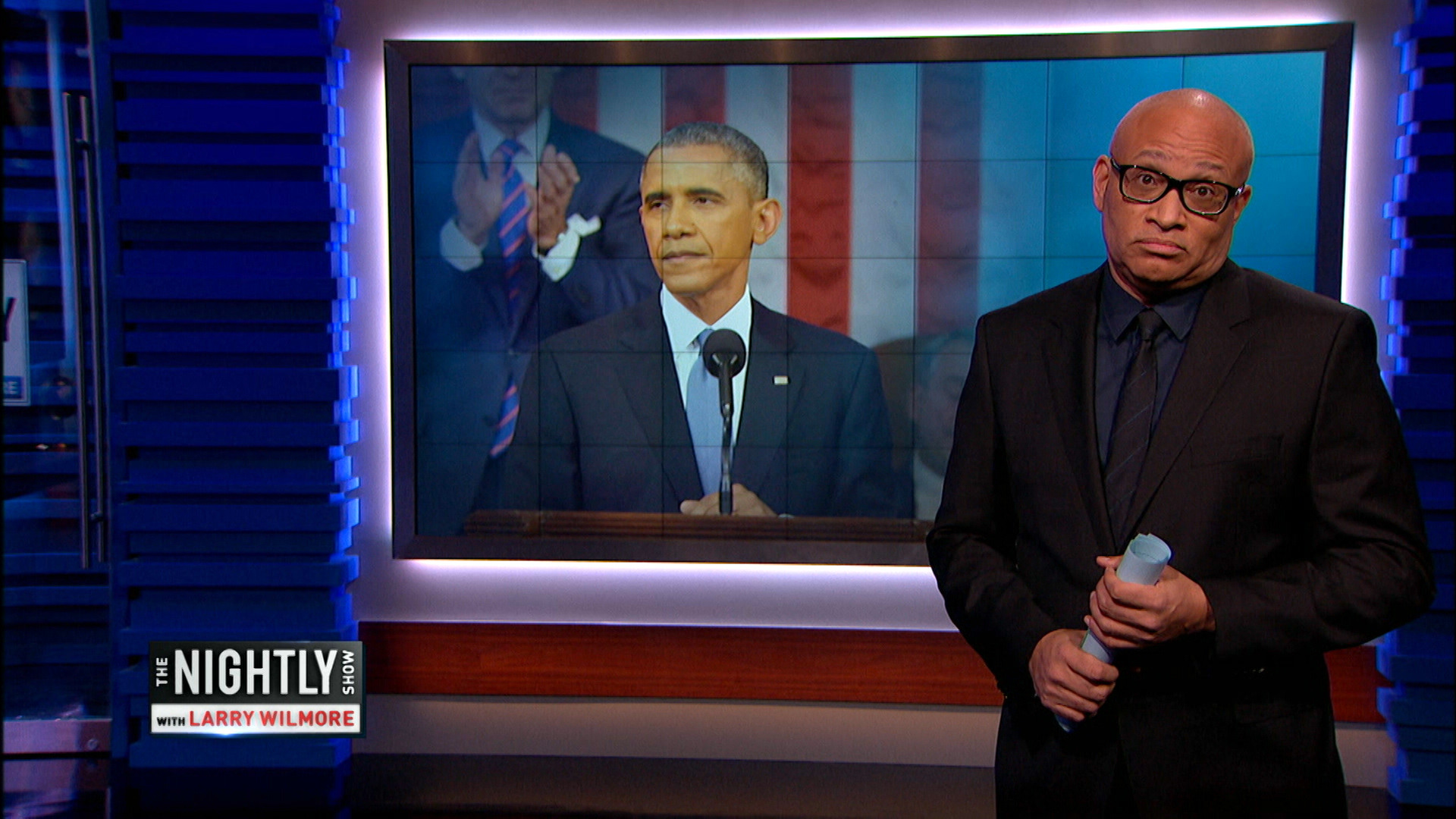 January 21, 2015 - Obama's State of the Union