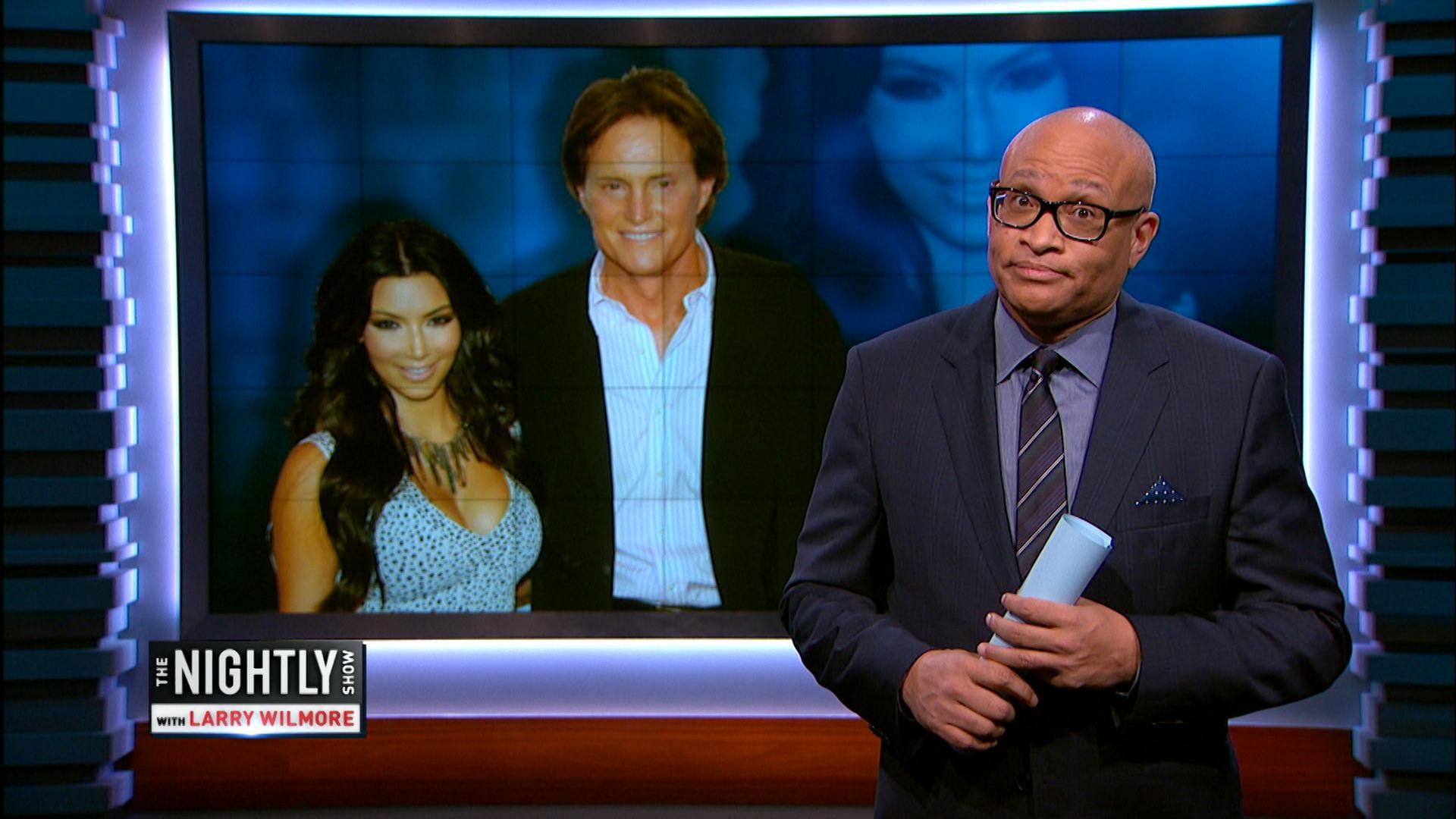 April 27, 2015 - Bruce Jenner's Gender Transition