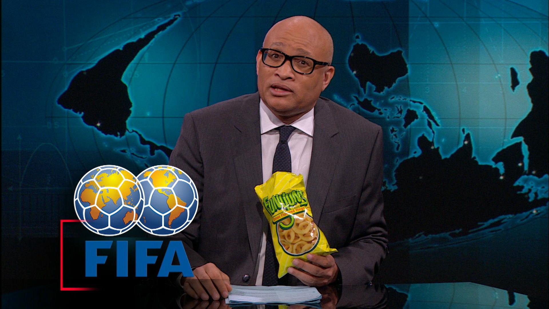 May 28, 2015 - FIFA Scandal &