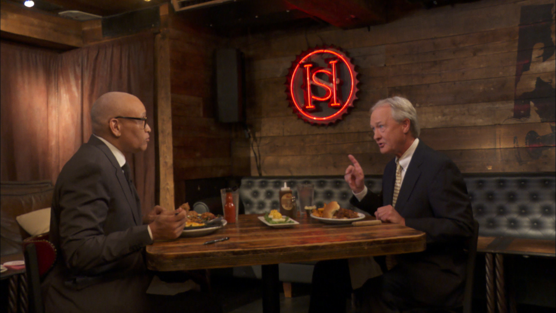 June 11, 2015 - Soul Food Sit-Down with Lincoln Chafee