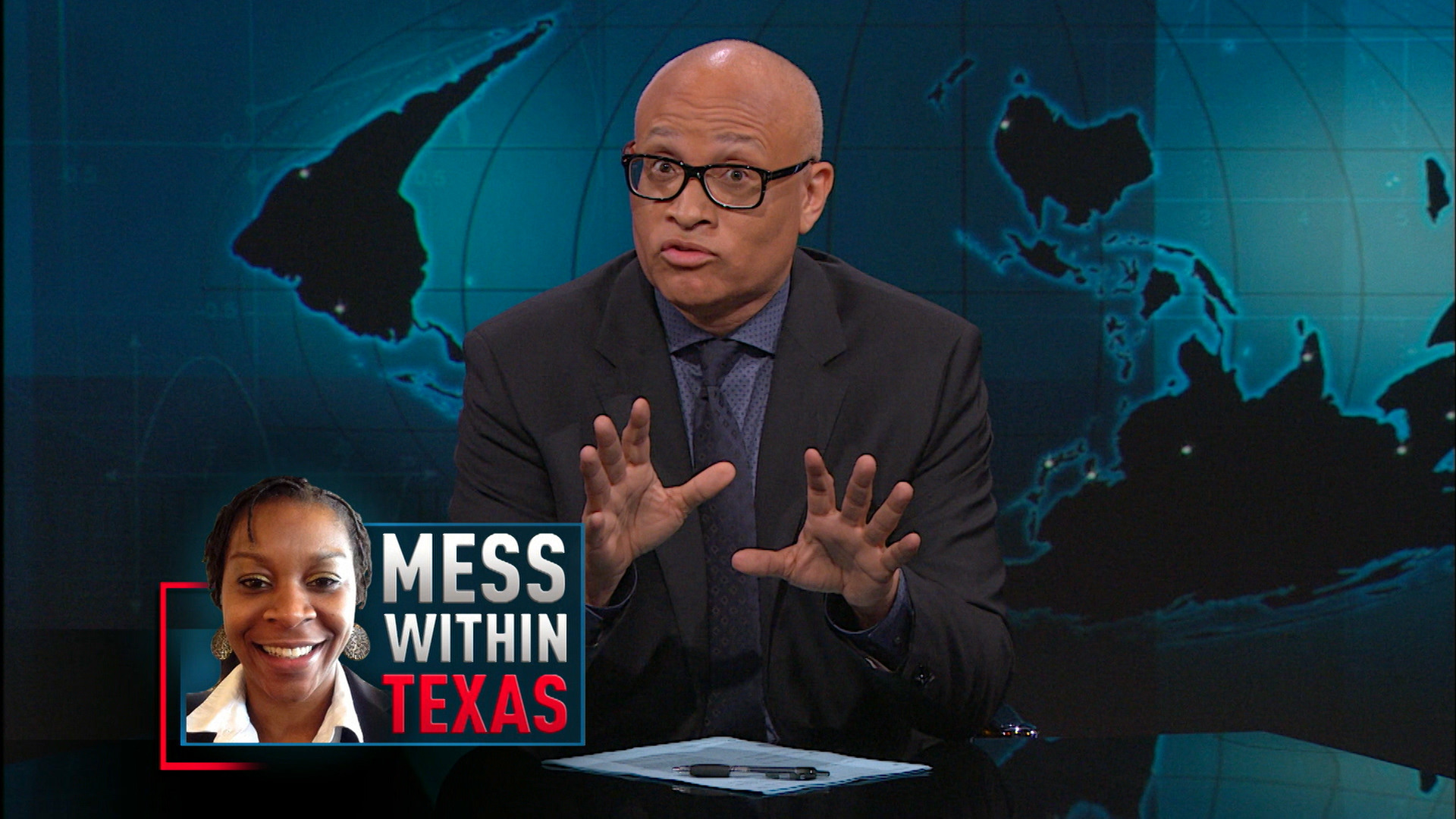 July 23, 2015 - Racial Weather & Sandra Bland's Arrest