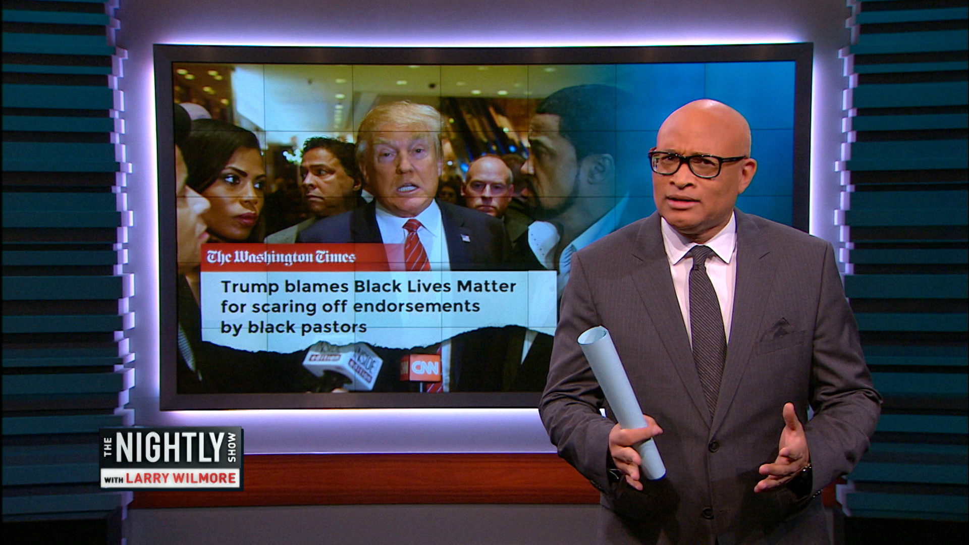 December 1, 2015 - Texas Textbook Controversy & Donald Trump