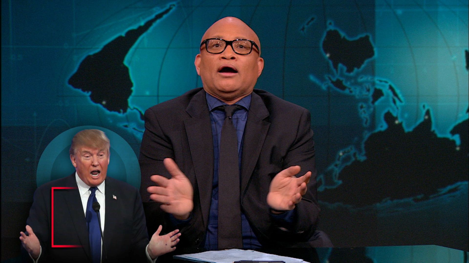 February 8, 2016 - GOP Debate & Beyonce Halftime Show