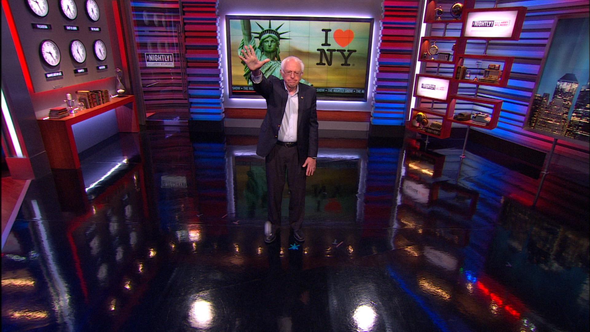 April 13, 2016 - Bernie Sanders