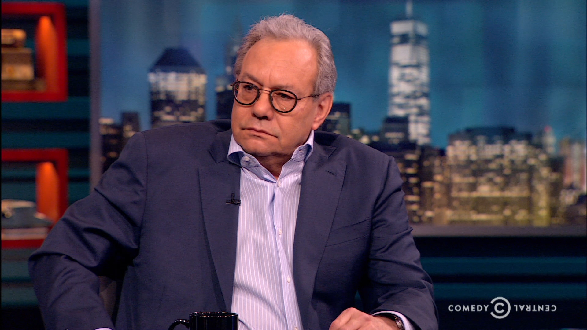 - LEWIS BLACK BODY-SWITCHES WITH MELANIA TRUMP