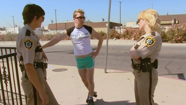 Tastin Rainbows Reno 911 Video Clip Comedy Central