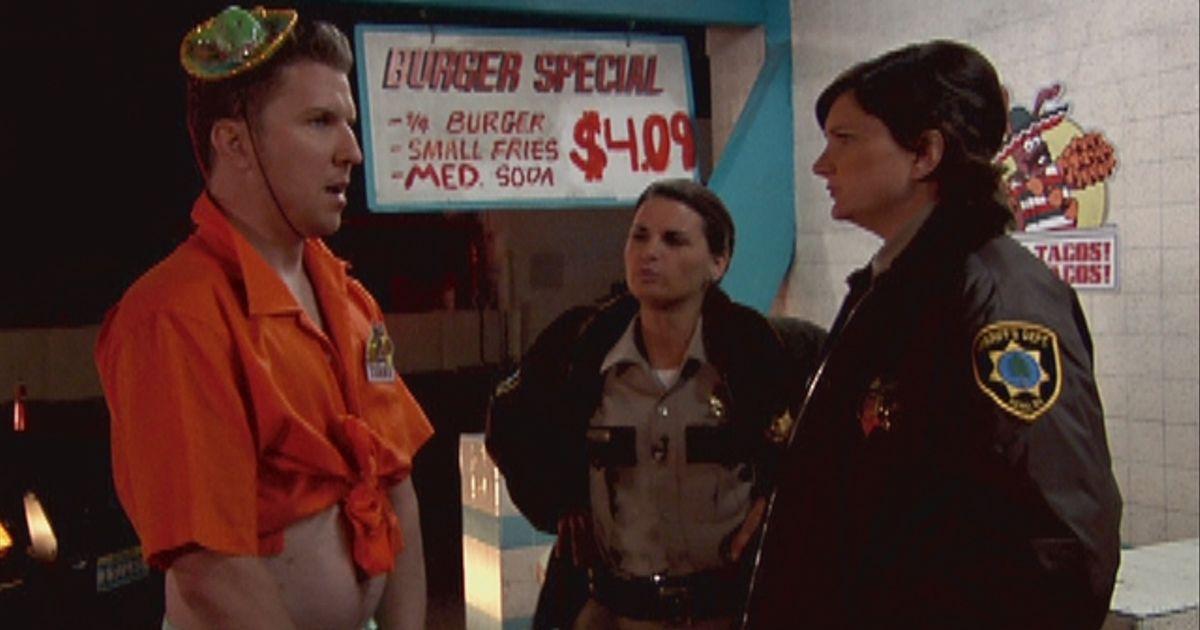 Pubi Terry Reno 911 Video Clip Comedy Central