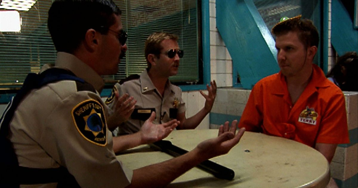 Freedom Tacos Reno 911 Video Clip Comedy Central