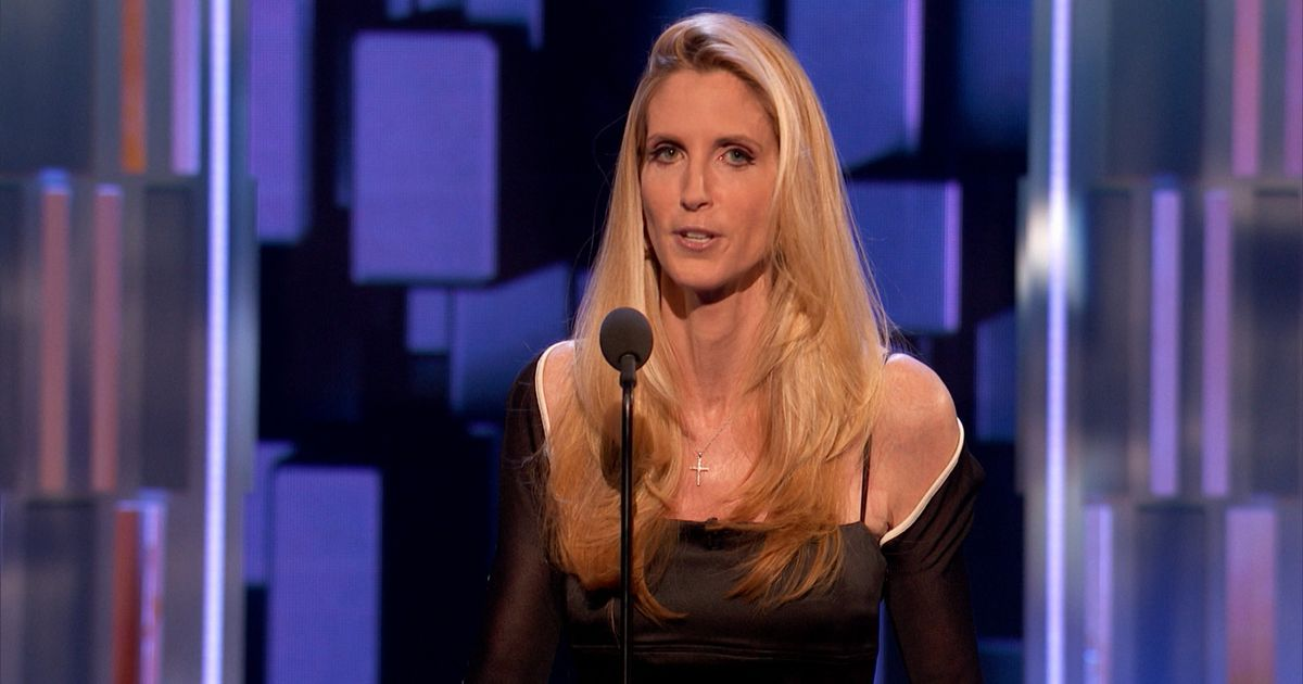 Ann Coulter A Big Fan Roast Of Rob Lowe Video Clip
